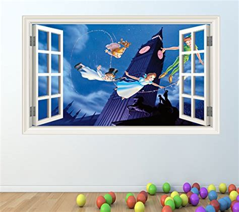pan wall stickers disney wall stickers wall