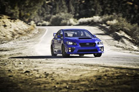 2015 subaru wrx engine 2015 subaru wrx sti first test motor trend