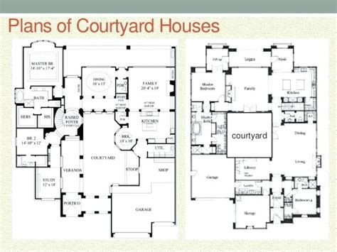 courtyard style house plans 2018 courtyard floor plans plans of courtyard houses courtyard center courtyard style house plans