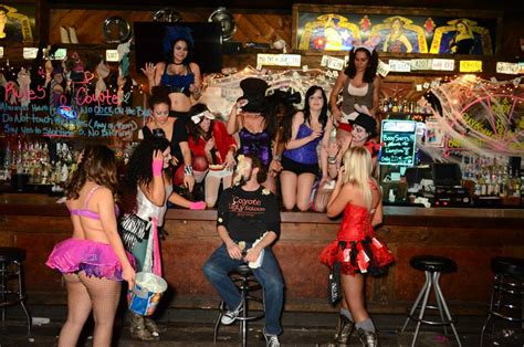 coyote ugly saloon ugly pix mad hatter