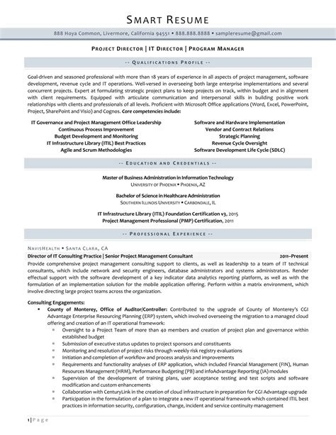 Itil Practitioner Sle Resume by Itil Practitioner Sle Resume Mitocadorcoreano