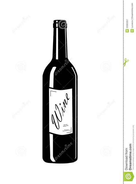 wine bottle svg wine bottle illustrations clipart