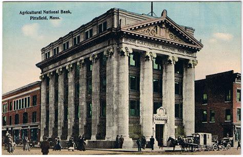 märkischer bank file agricultural national bank pittsfield massachusetts