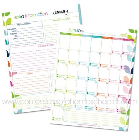 free printable teacher planner 2016 free printable blog planners