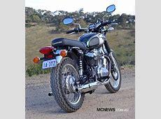 Kawasaki W800 Review | MCNews.com.au Kawasaki W800