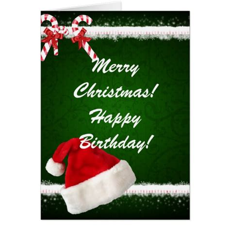 Happy Birthday Merry Card