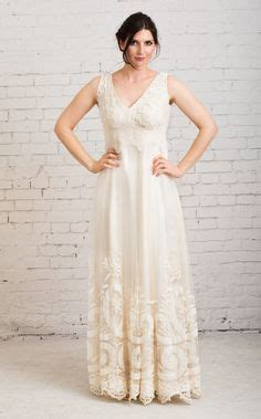 Martin Vintage Wedding Dresses by Martin Mccrea Wedding Gowns On Silk Charmeuse
