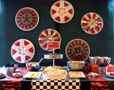 Race Car Birthday Decorations by Frosting Race Car Ideas Inspiration