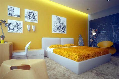 Ideas For Painting Bedroom decora 231 227 o quarto amarelo design remodela 231 227 o