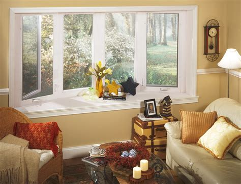 bay window decorating ideas pictures window