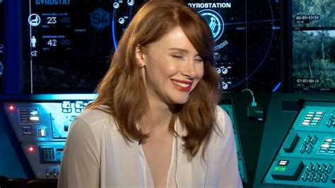alice eve jurassic world bryce dallas howard shares her jurassic world workout
