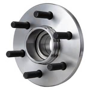 spyder 174 dodge dakota 1999 wheel bearing and hub assembly