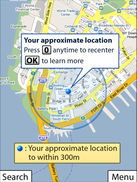 Search Location Maps For Mobile S My Location Makes It Easy To Find Yourself