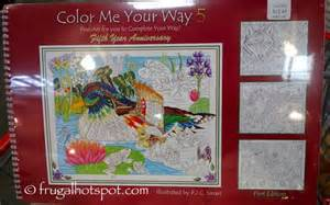 color me your way costco sale color me your way 5 by smart 8 49