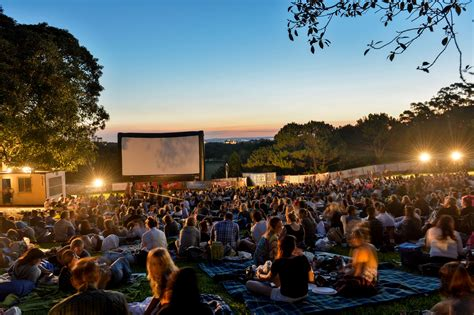 Botanical Gardens Melbourne Cinema Moonlight Cinema The Sydney Scoop