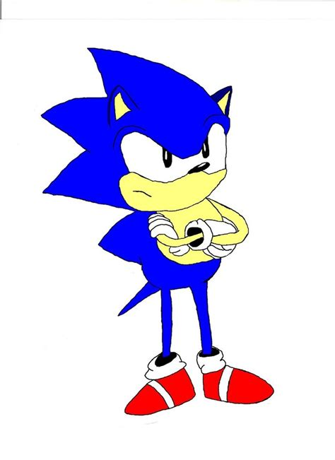 sonic painting sonic paint by sonicfan841 on deviantart