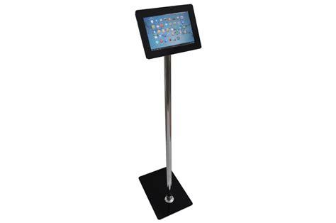 Tablet Kioson floor tablet stand tablet kiosk one inox jj displays