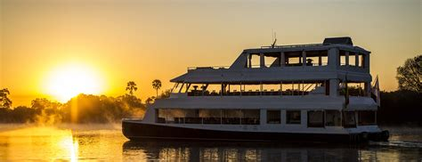 boat cruise zambezi river cruises in victoria falls the zambezi explorer