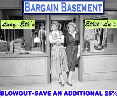 Viva Las Vegasts Bargain Basement Blowout Bargain Basement Outlet