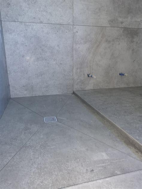 piastrelle per doccia piatto doccia in piastrelle come realizzarlo fratelli