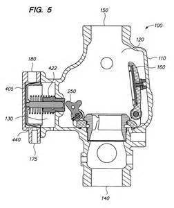 patent us7673695 dry pipe deluge valve for automatic