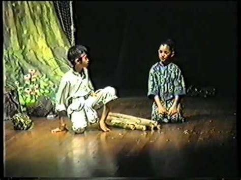 Pemotong Kayu Drama Pemotong Kayu Part 1 Bengkel Kanak Kanak Sriwana