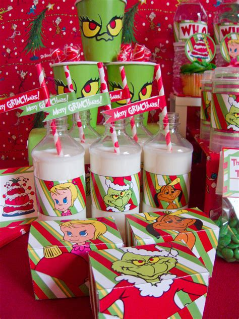 christmas event ideas grinch ideas chica and jo