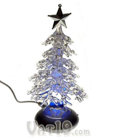 plug in car christmas tree usb tree