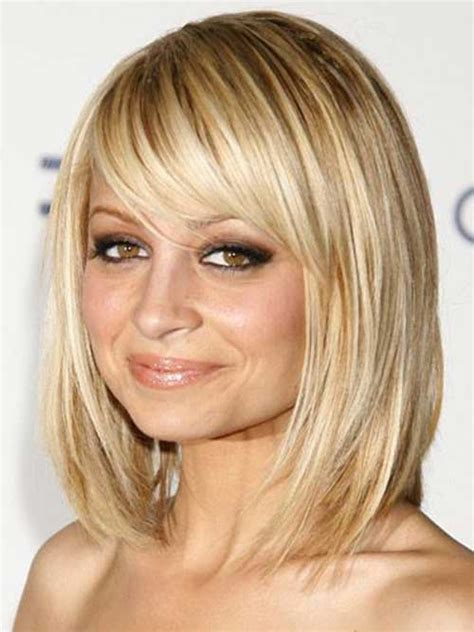 bangs for thinning hair in women 25 bob haircuts with bangs bob hairstyles 2017 short
