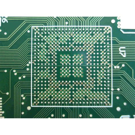 pcb layout for bga contract and circuit board manufacturing blog zentech