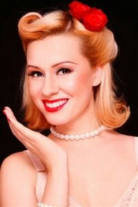 hairstyles from the 1950s that are easy to do leaftv 1950s hairstyles