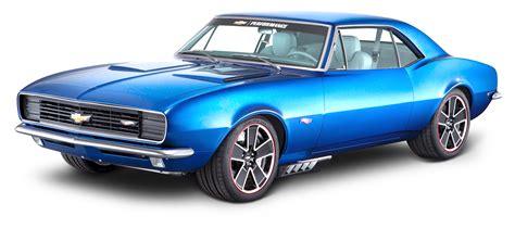 car png blue chevrolet camaro car png image pngpix