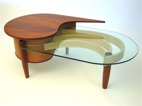 custom coffee table glass coffee table design ideas