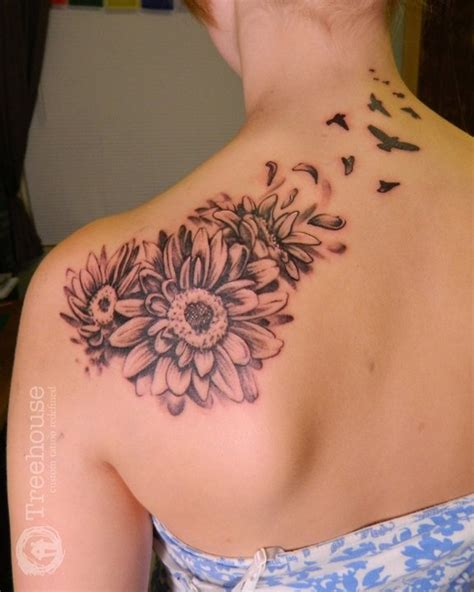 gerbera daisy tattoo best 25 gerbera ideas only on