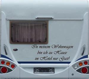 Wohnwagen Aufkleber by Wohnwagen Aufkleber Wohnmobil Cer In Meinem Wohnwagen