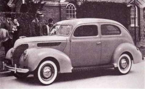 Curtains Cost 1938 Ford Lineup Howstuffworks