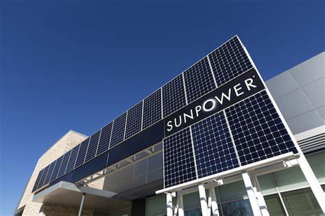 the solar co solar company sunpower