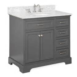 Bathroom Vanities 30 Inch by Kbc Aria 36 Quot Single Vanity Set Amp Reviews Wayfair