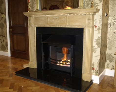 Open Fireplace Design by Click To See A Larger Image