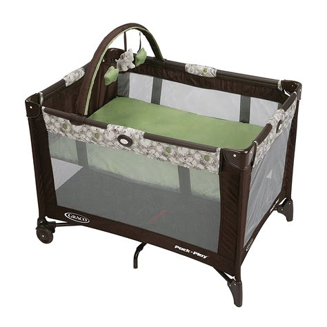 graco pack n play playpen with automatic folding