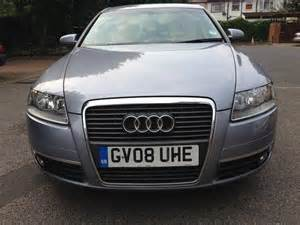 Used Audi A6 Diesel For Sale Used Audi A6 2008 Diesel 2 0 Tdi Dpf Se Saloon Silver