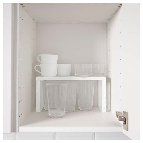 variera shelf insert white 32x13x16 cm ikea