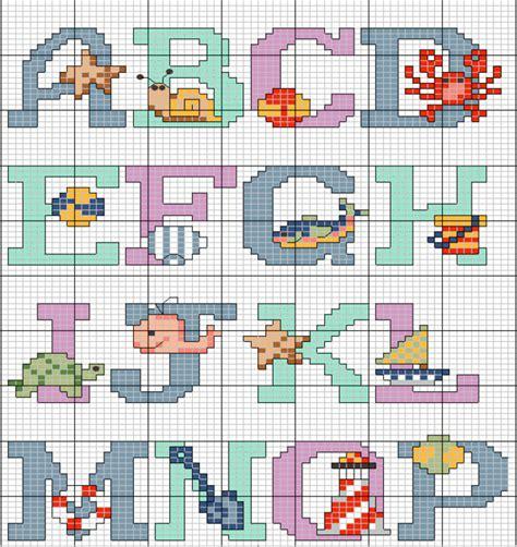 abecedario en punto de cruz para imprimir lodijoella alfabeto en punto de cruz para imprimir