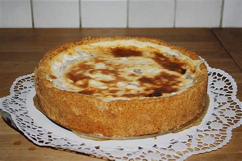 schmand kuchen rhabarber schmand kuchen rezept mit bild