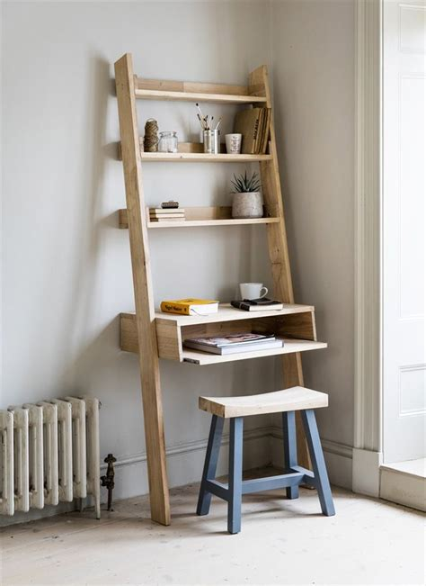 ladder desk with shelves 25 best ideas about ladder desk on desk