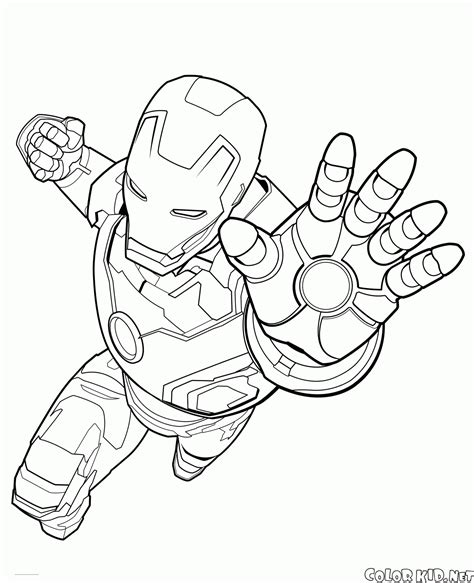 iron man movie coloring pages coloring page the avengers