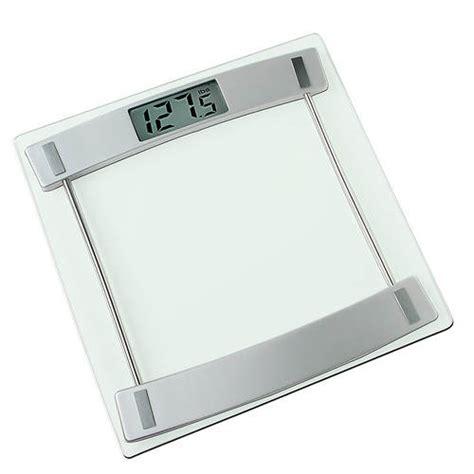 homedics bathroom scale homedics tempered glass digital scale stoneberry