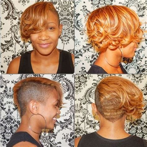 african american women hairstyle thats shaved on both side african american women hairstyle thats shaved on both side