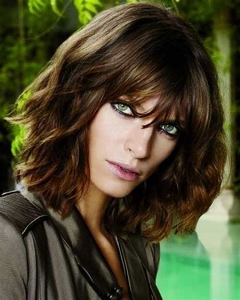 hairstyles bob with bangs 2015 25 bob hairstyles with bangs 2015 2016 bob hairstyles