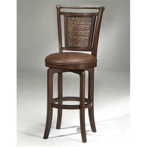Bar Stools Brown by The Norwood Brown Bar Stool By Hillsdale Family Leisure